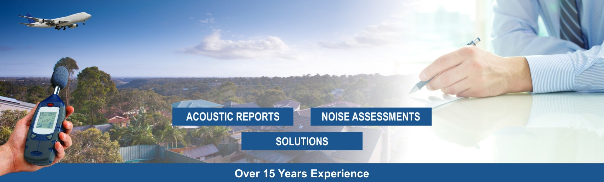 Acoustic Reports & Noise Assessments