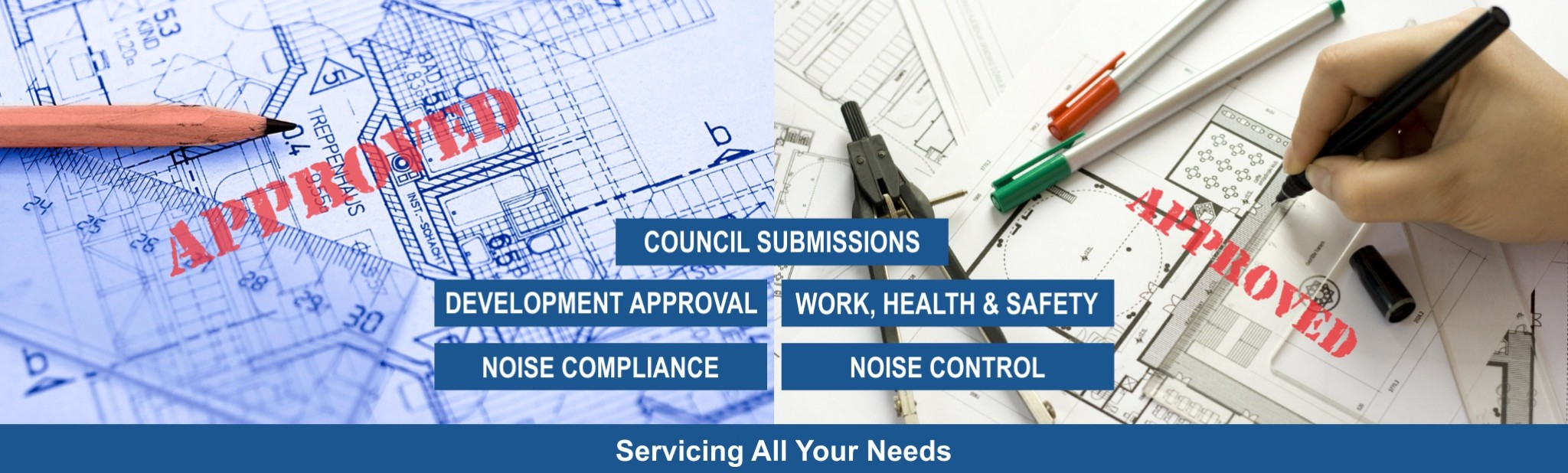 Council Submissions & Noise Control