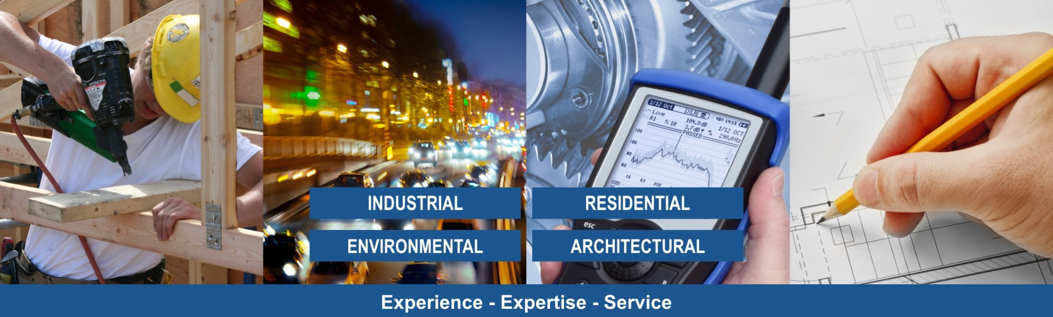 Industrial, Residential & Architectural